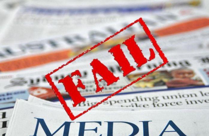 media fail