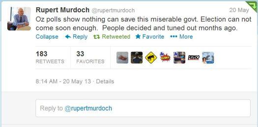 Murdochtweet